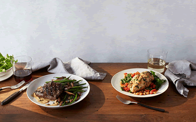 Freshly - $40 Off Your First Two Meals