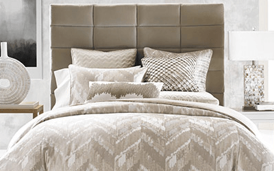 Macy's - 60% off designer bed and bath