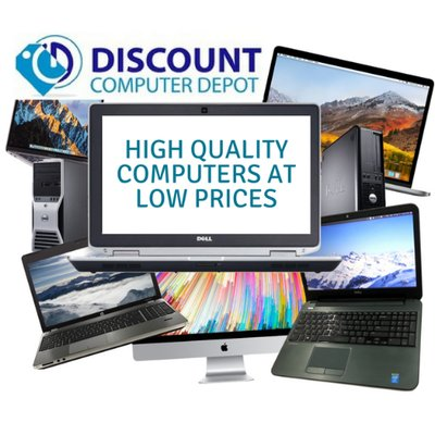 STS Electronic Recycle / Discount Computer Depot