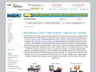 123 REFILLS coupons