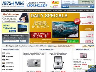 Abes Of Maine coupons