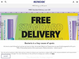 acnecide coupon code