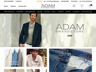 Adam Brandstore NL