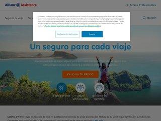 Allianz Assistance Campaign ES