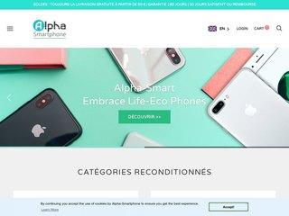 Alpha-Smartphone