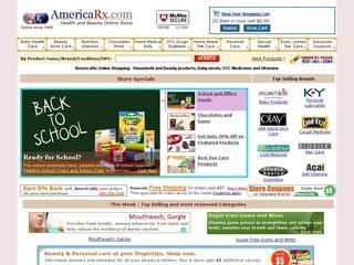 AmericaRX coupons
