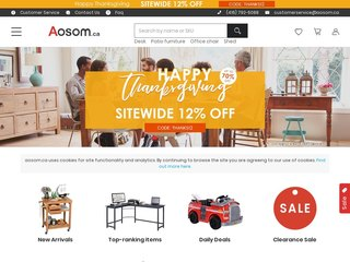 Aosom Canada Inc.