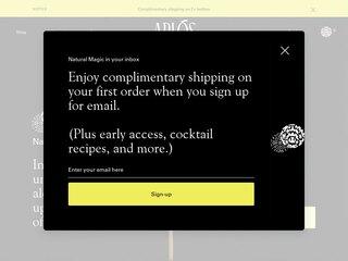 aplos coupon code