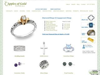 Apples of Gold Jewelry coupons