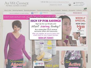 As We Change( Miles Kimball) coupons