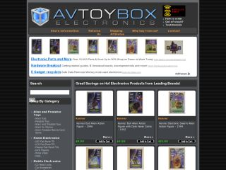 AVToyBox.com coupons