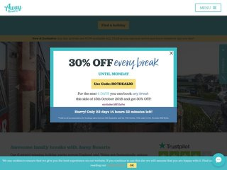 awayresorts coupon code