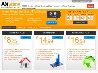 Axvoice Inc. coupons