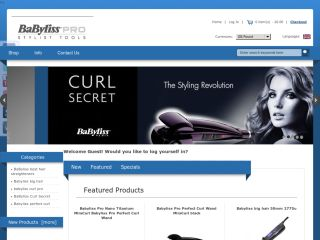 Babyliss4lady.co.uk coupons