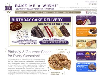 Bake Me  A Wish coupons