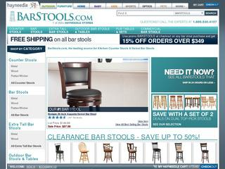 Barstools.com coupons