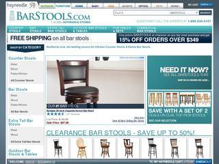 Barstools.com coupons