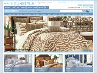 BeddingStyle.com coupons