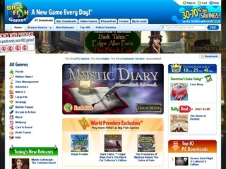 Big fish games coupons big fish games coupon codes promo for Big fish games coupon