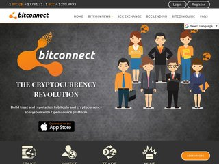 Bitconnect coupons