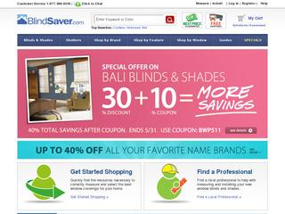Blindsaver.com coupons