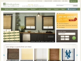 Blinds Galore coupons