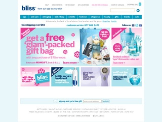 Bliss World coupons