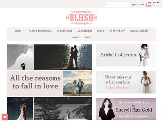 Blushfashion LTD