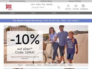bonprix coupon code