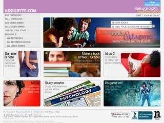 Book Byte coupons