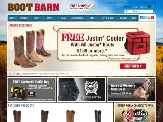 Bootbarn coupon code