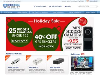 BrickHouseSecurity.com coupons