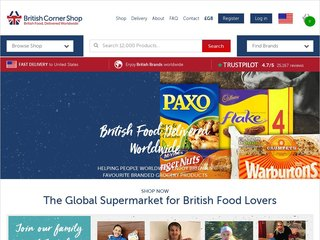 britishcornershop coupon code