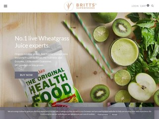 brittsuperfoods coupon code