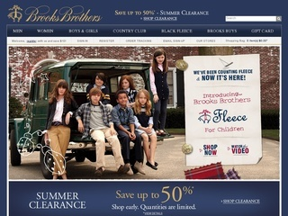 Brooks brothers coupon