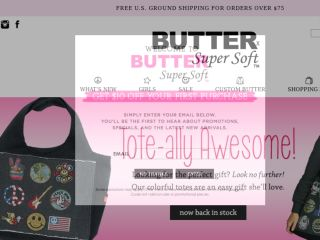 Butter Super Soft coupons