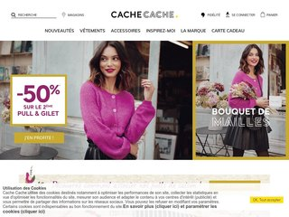 cache-cache coupon code