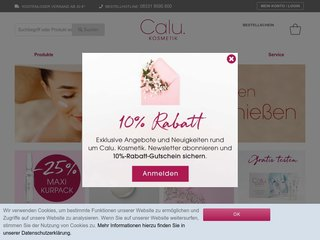 calu coupon code