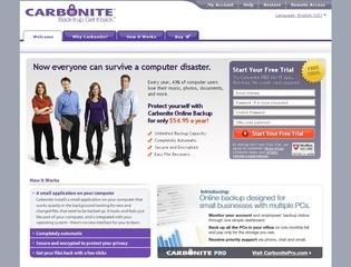 Carbonite coupons