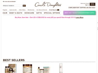 Carols Daughter coupons