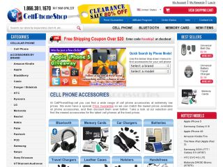 Cellphoneshop coupons code