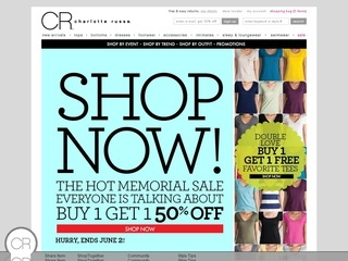 Charlotterusse coupon code