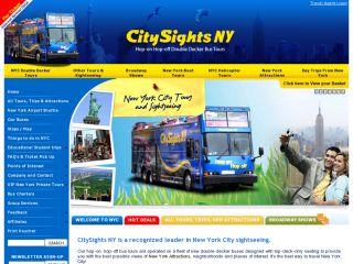 CitySights NY coupons