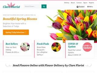 clareflorist coupon code