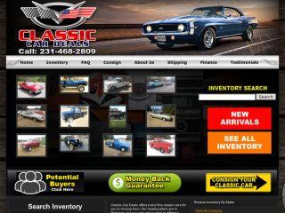 Classiccardeals.com coupons