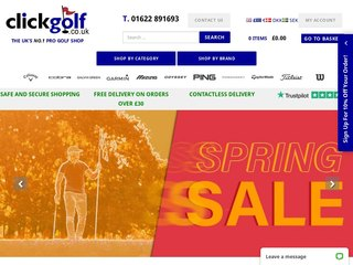 Clickgolf.co.uk