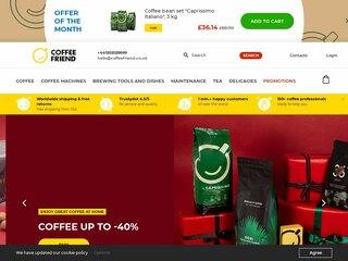 coffeefriend coupon code