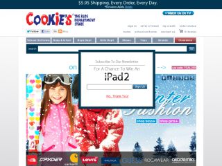 CookiesKids coupons