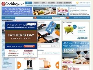 Cooking.com coupons