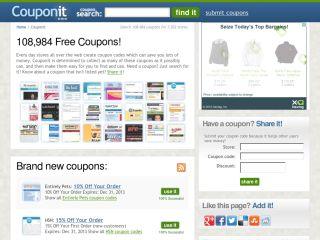 Couponit.com coupons